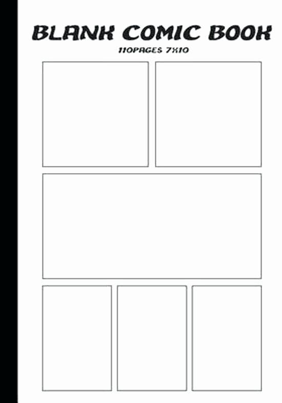Comic Strip Template Pdf Best Of Blank Ic Strip 6 Panel Template Pdf – Reflexapp