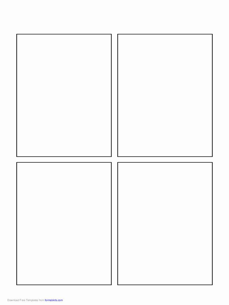 Comic Strip Template Pdf Unique Ics Pages 20 Free Templates In Pdf Word Excel Download