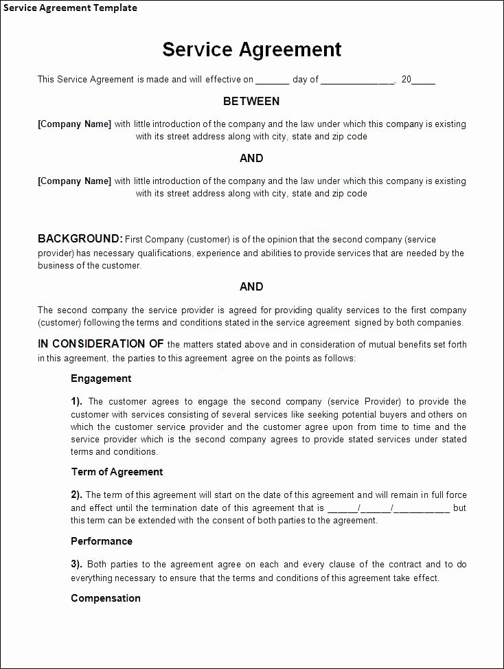 mercial cleaning contract template