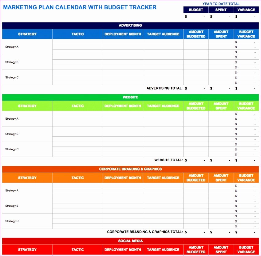 Communication Plan Template Excel Unique 10 Munications Plan Template Excel Exceltemplates