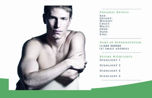 Comp Card Template Free New Cool Zed Cards Get Free P Card Shop Templates