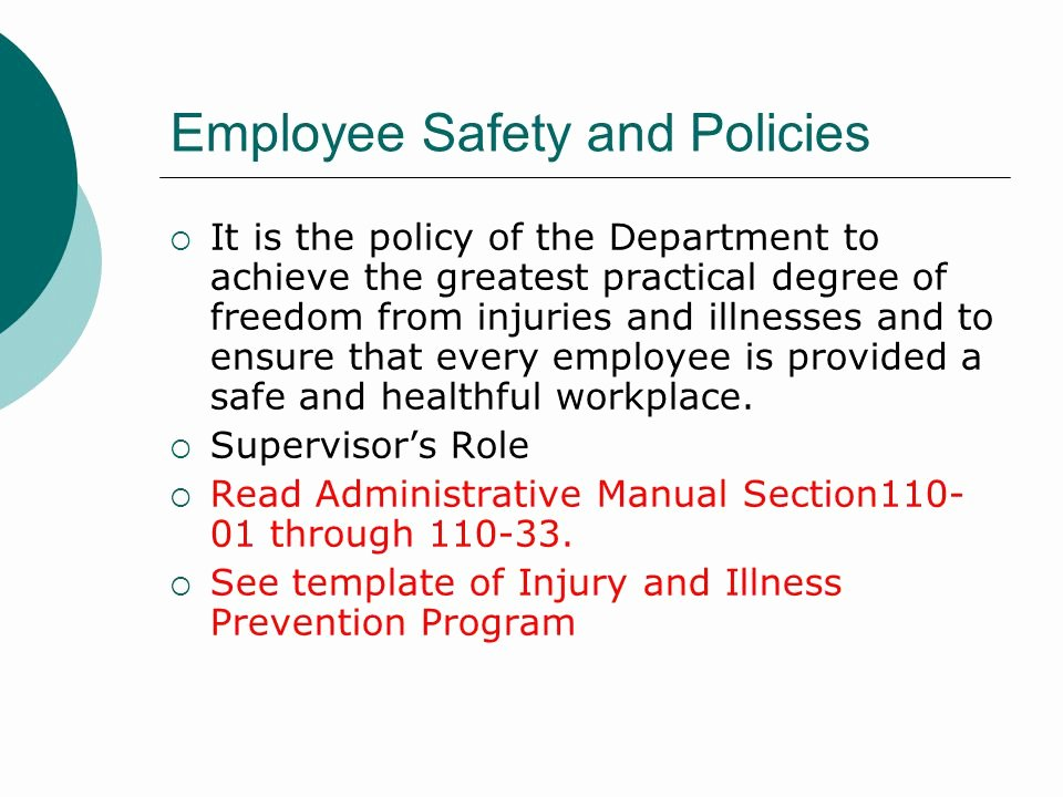 Company Safety Policy Template Luxury Principal Clerk Utility Ppt Video Online