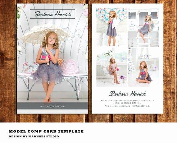 Composite Card Template Free Beautiful Modeling P Card Template Model P Card Fashion Model