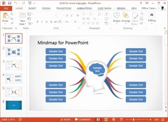 Concept Map Template Powerpoint Fresh Concept Map Templates for Powerpoint