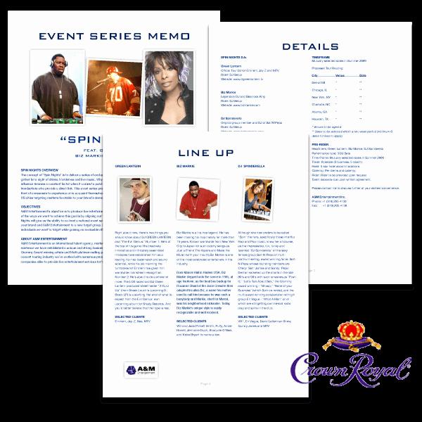 Concert Press Release Template Elegant Sponsorship Proposal