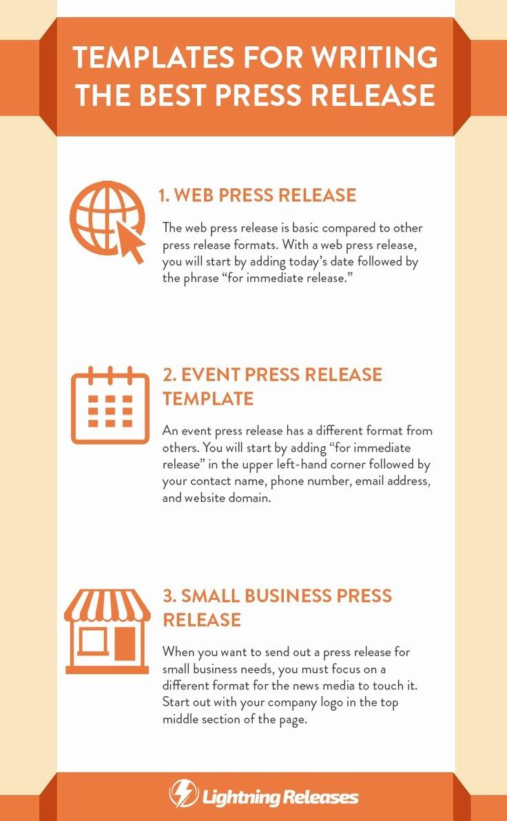 Concert Press Release Template Luxury Best 25 Press Release Ideas On Pinterest