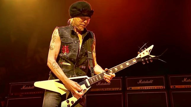 Concert Press Release Template Luxury Michael Schenker New Video Footage Released From Fest