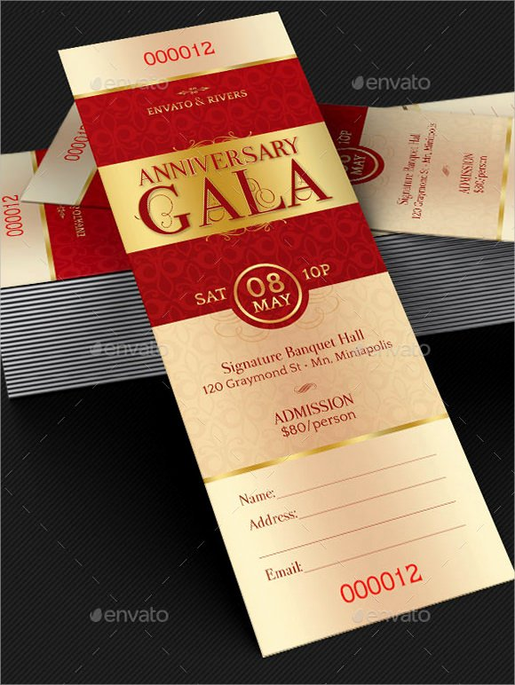 Concert Ticket Template Word Luxury 18 Sample Ticket Invitations Psd Ai Word