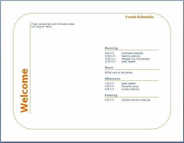 Conference Program Booklet Template Beautiful Diy Wedding Program Template Booklet Templates Resume