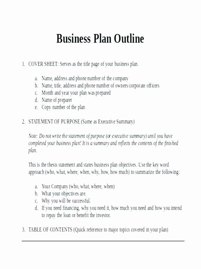 Construction Business Plan Template Elegant General Contractor Business Plan Template – Blogopoly