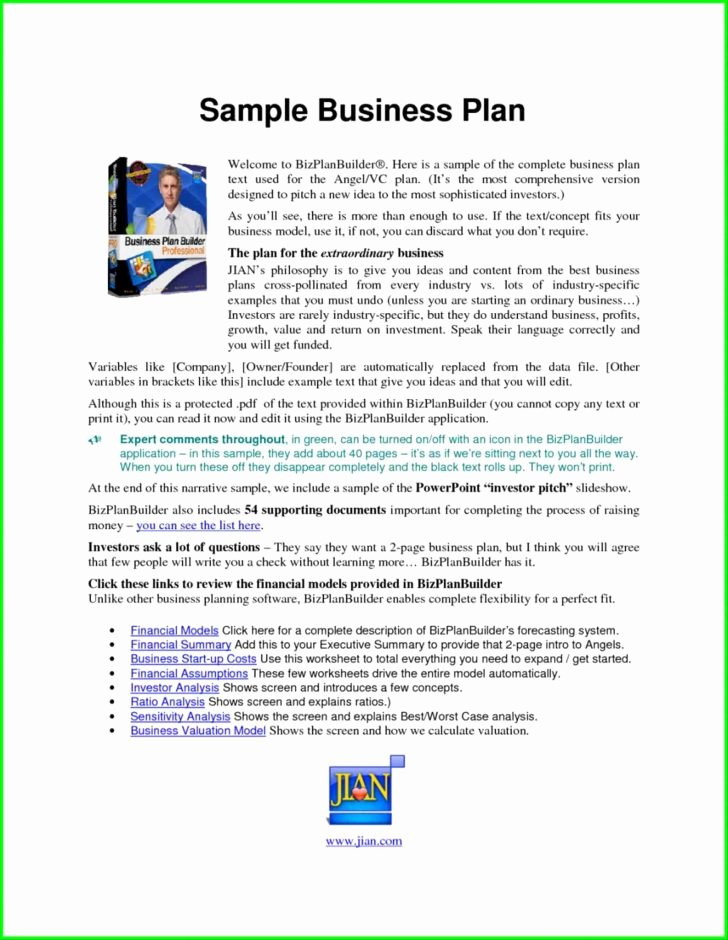 Construction Business Plan Template New Sample Business Plan for Construction Pany Free Pics