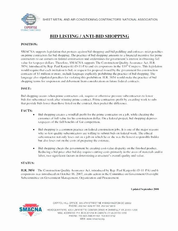 Construction Job Proposal Template Lovely Acceptance Letter Borough Procurement Street Phone