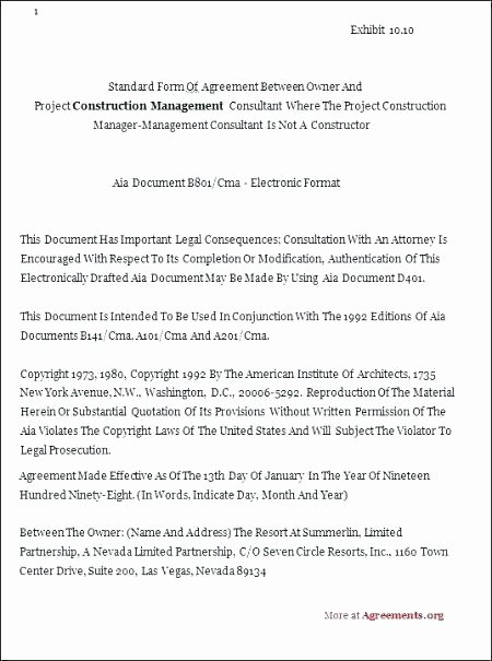 Construction Management Contract Template Unique Subcontractor Agreement Termination Letter format Contract