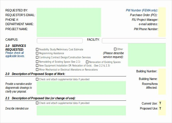Construction Purchase order Template Luxury Construction order Template – 10 Free Excel Pdf