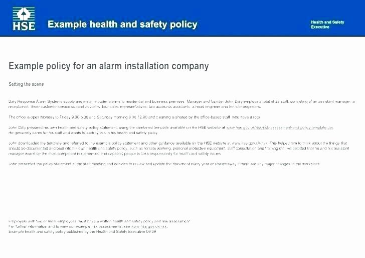 Construction Safety Manual Template Best Of Construction Safety Manual Template Beautiful