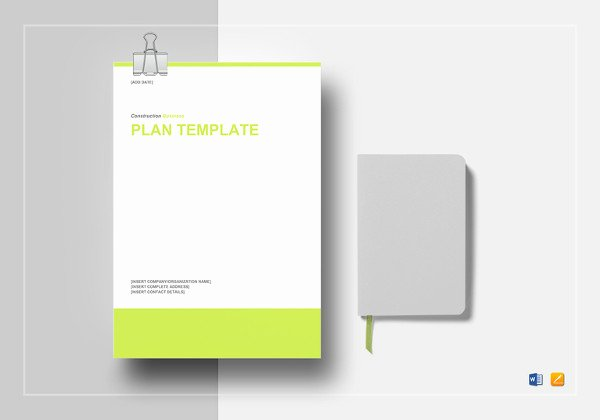 Construction Safety Plan Template Luxury Construction Safety Plan Template 17 Free Word Pdf