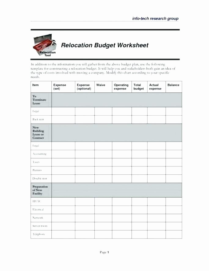 Construction Spec Sheet Template Awesome Construction Cost Breakdown Spreadsheet Estimate Template