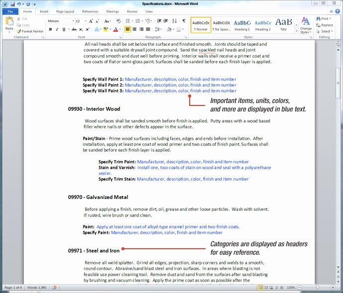 Construction Spec Sheet Template Inspirational Uda Constructiondocs Light Mercial Construction