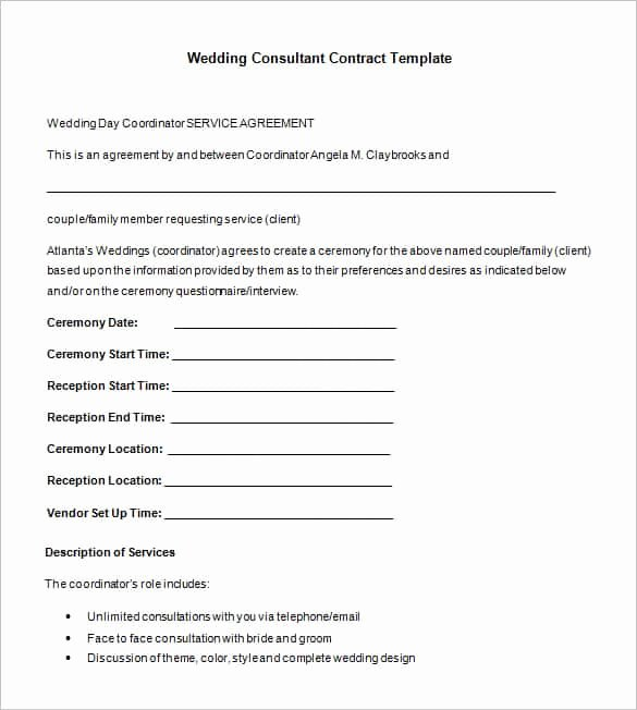 Consulting Agreement Template Short New Consulting Agreement Template Short Coteffo