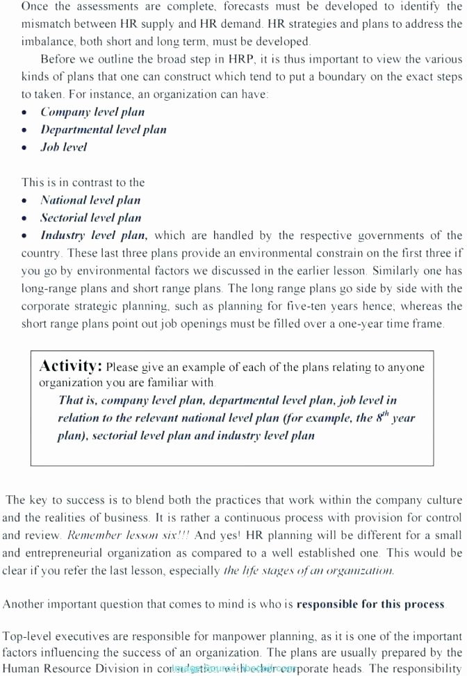 Consulting Business Plan Template Best Of Consulting Business Plan Template Free the Plan for A