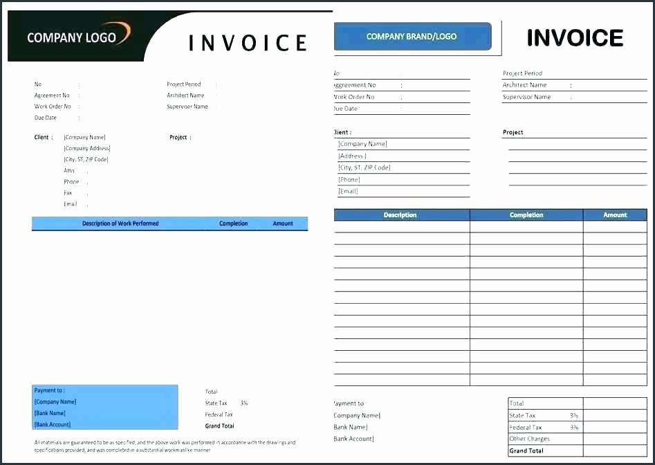Consulting Invoice Template Word New Consultant Invoice Template Uk – Revolvedesign