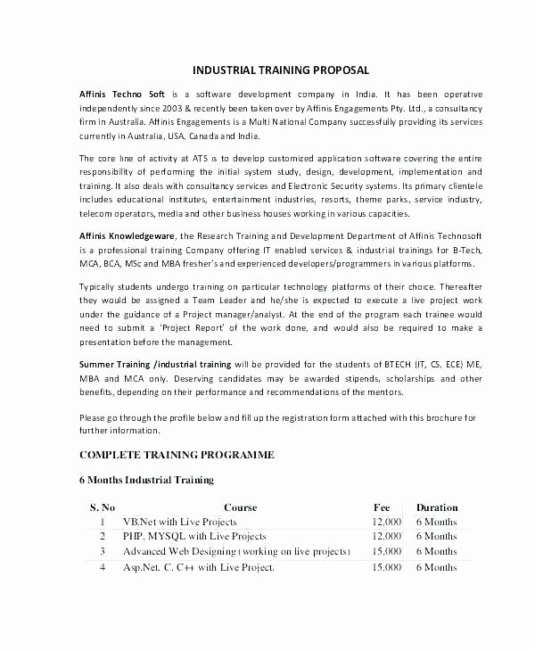 Consulting Proposal Template Doc Fresh Simple Consulting Proposal Template Sample Templates