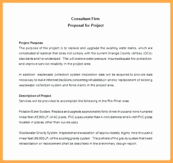 Consulting Proposal Template Mckinsey Fresh Hr Consulting Services Proposal Luxury Consulting Proposal