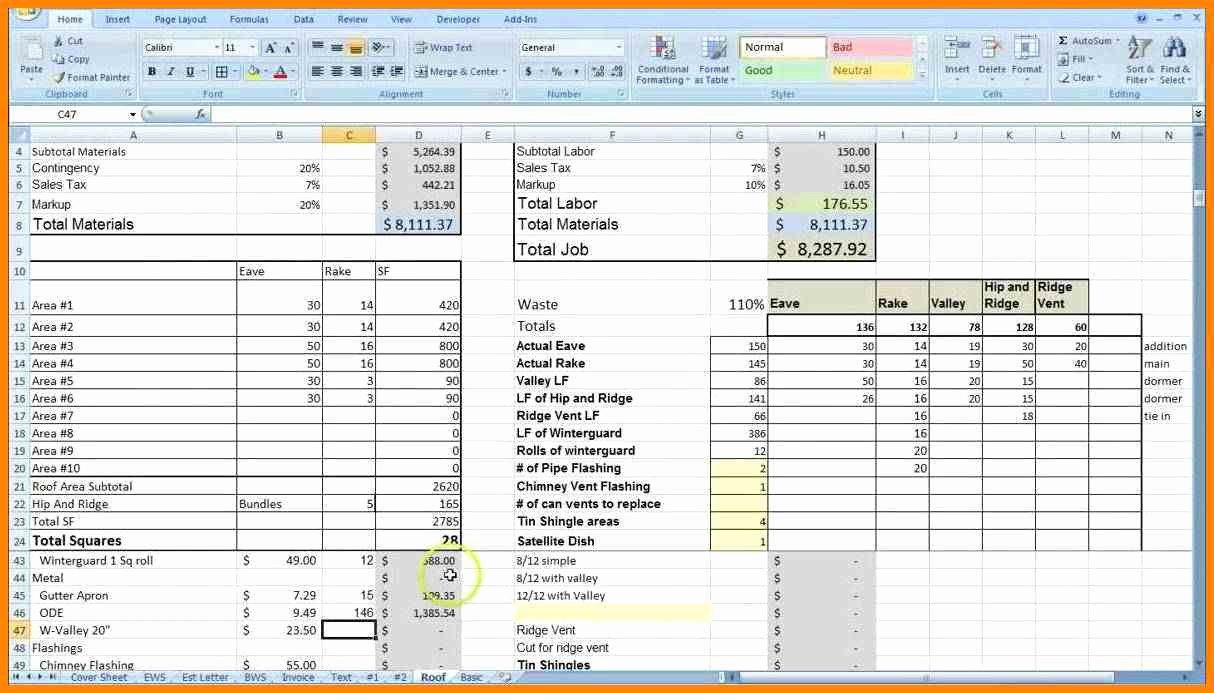 Contract Management Template Excel Beautiful 9 Excel Contract Template
