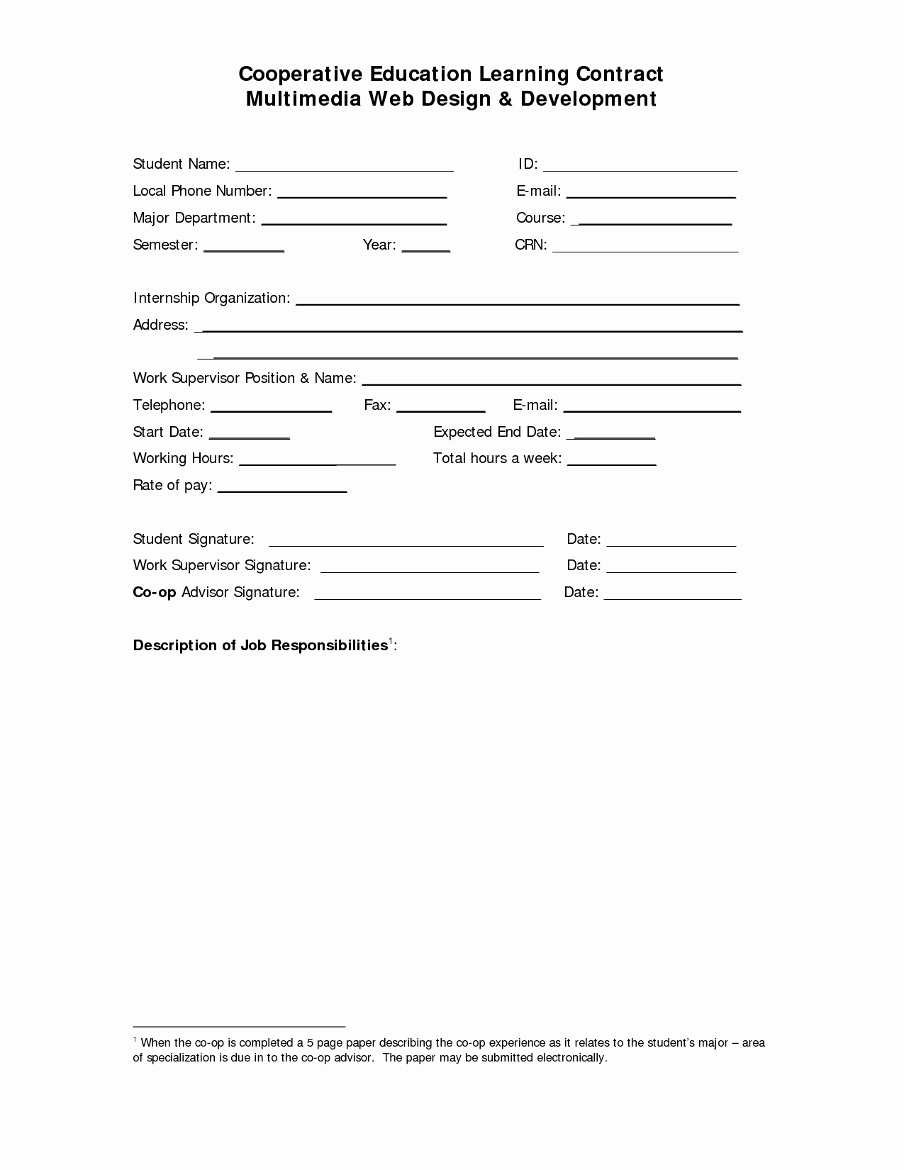 Contract Signature Page Template Fresh Example A Signature Page to Pin On Pinterest
