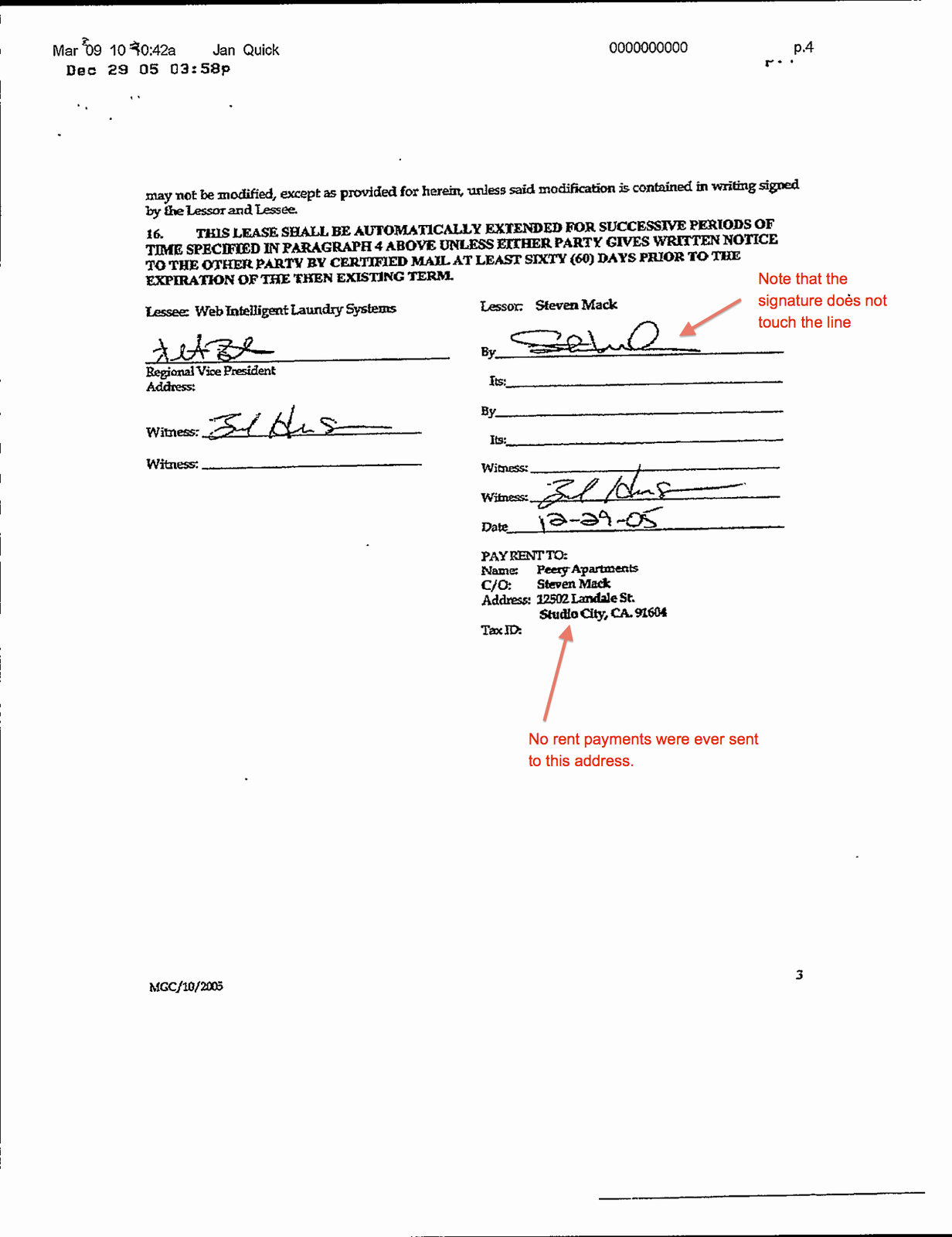 Contract Signature Page Template New 19 Of Signature Page Template