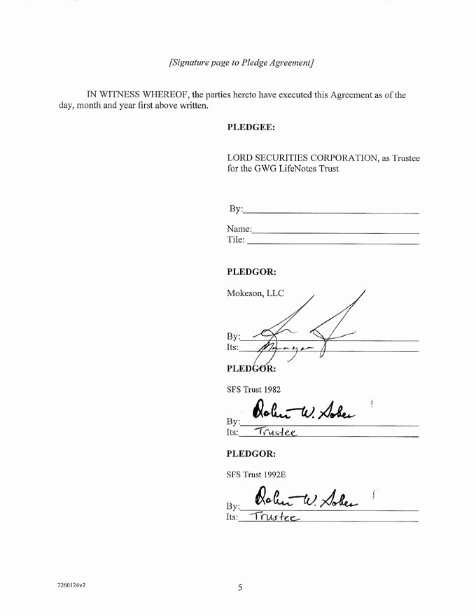 Contract Signature Page Template Unique 25 Of Agreement Signatures Template