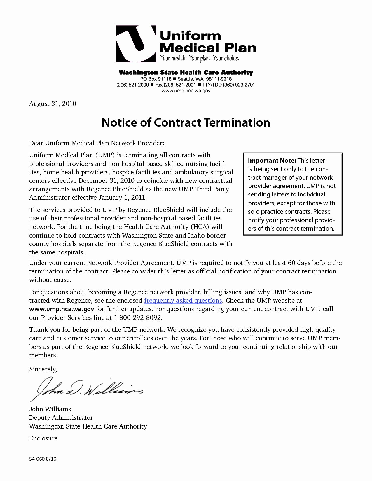 Contract Termination Letter Template Unique Service Contract Termination Letter Template Samples