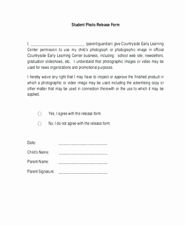Copyright Release form Template Beautiful Music Video Release form Template Copyright Release form