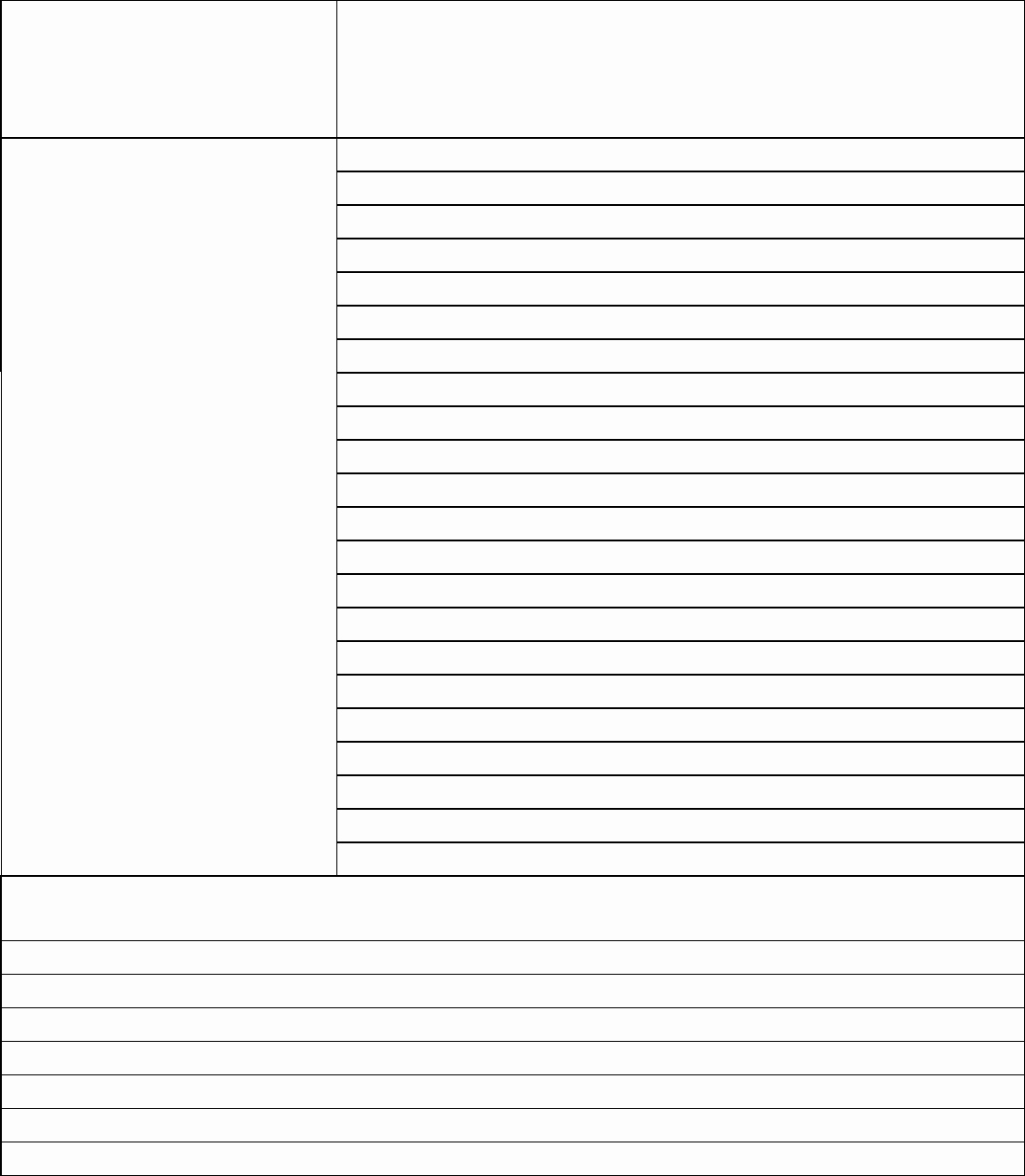 Cornell Notes Template Download Awesome Cornell Notes Template In Word and Pdf formats