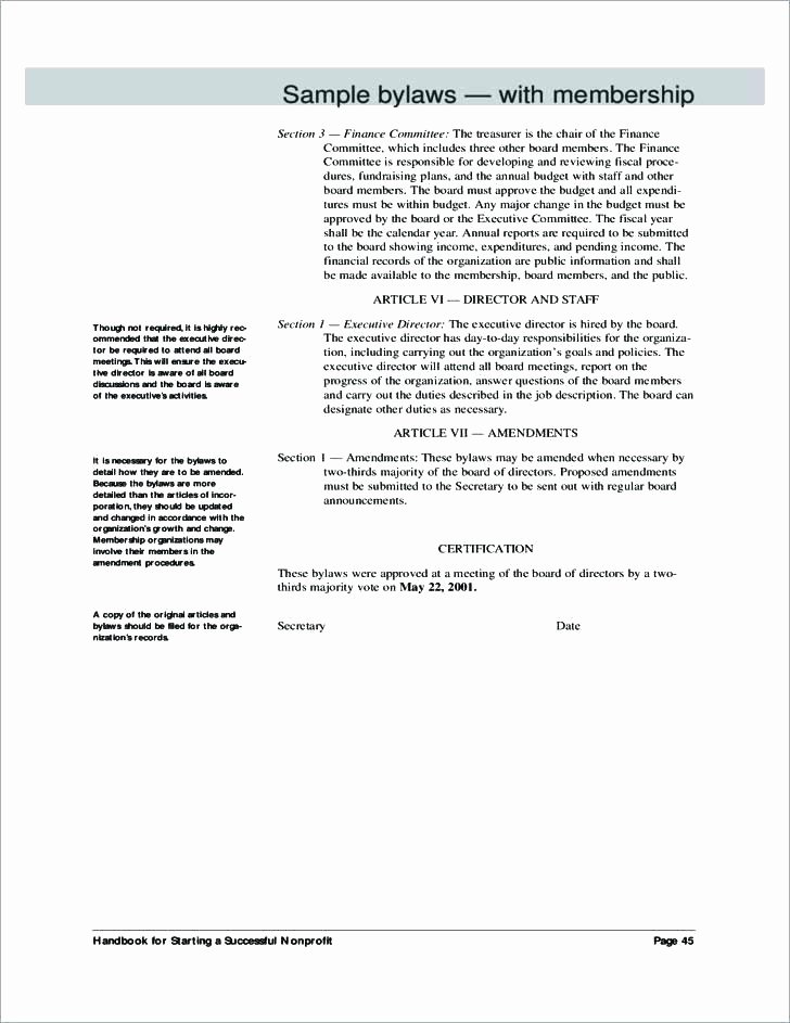 Corporate bylaws Template Free Fresh Corporate bylaws Template top Result S Corp Beautiful Word