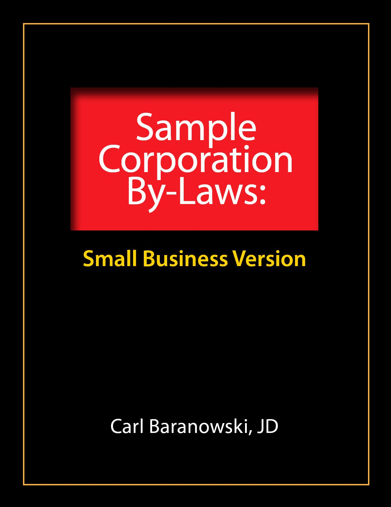 Corporate bylaws Template Word Inspirational Monographs Evergreen Small Business