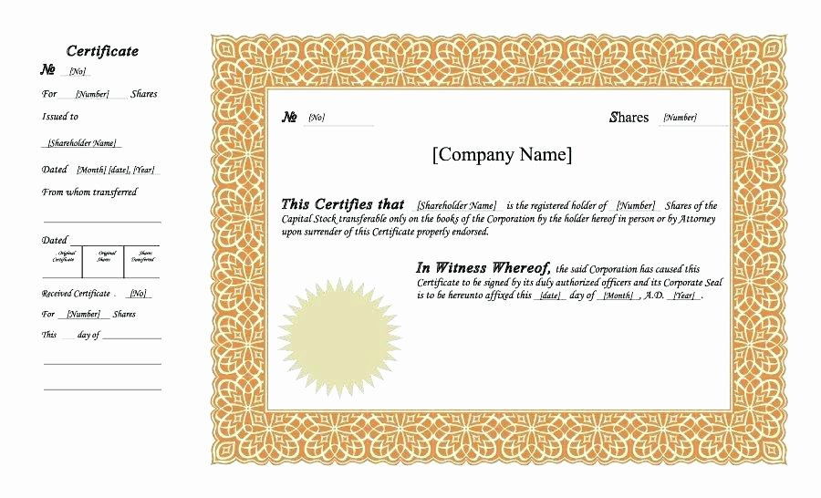 Corporate Seal Template Word Elegant Need An Line Seal Generator Try This Site by Free Logo