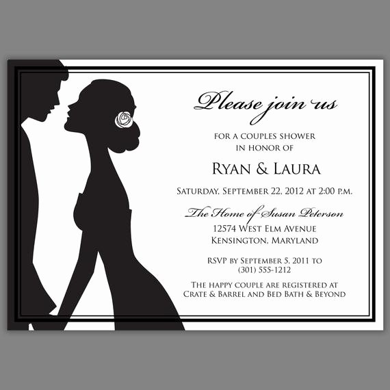 Couples Shower Invitations Template Beautiful Unavailable Listing On Etsy
