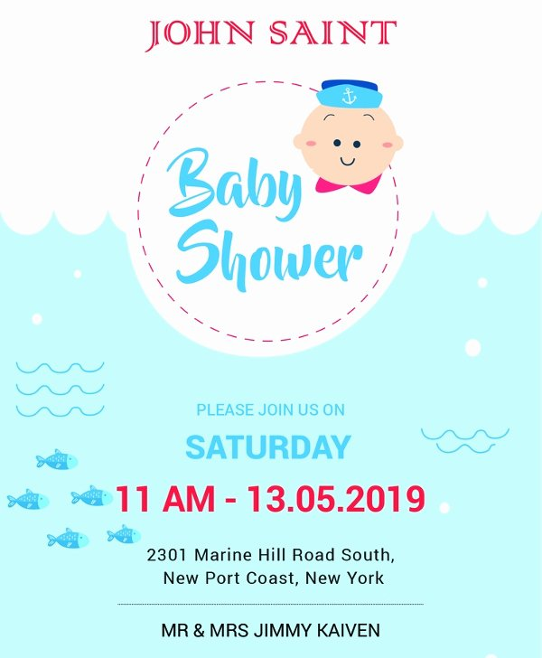 Couples Shower Invitations Template Fresh 14 Free Printable Baby Shower Invitations