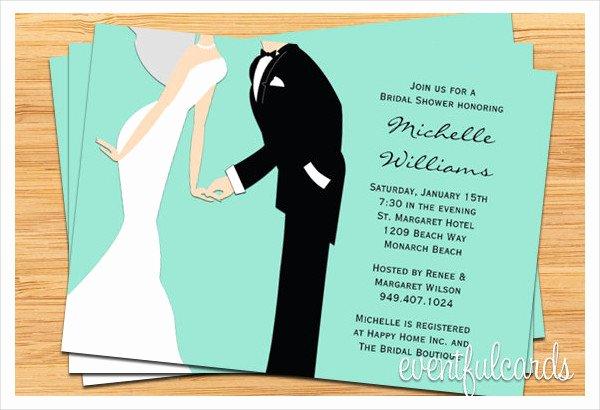 Couples Shower Invitations Template Unique 51 Printable Bridal Shower Invitation Designs Psd Ai