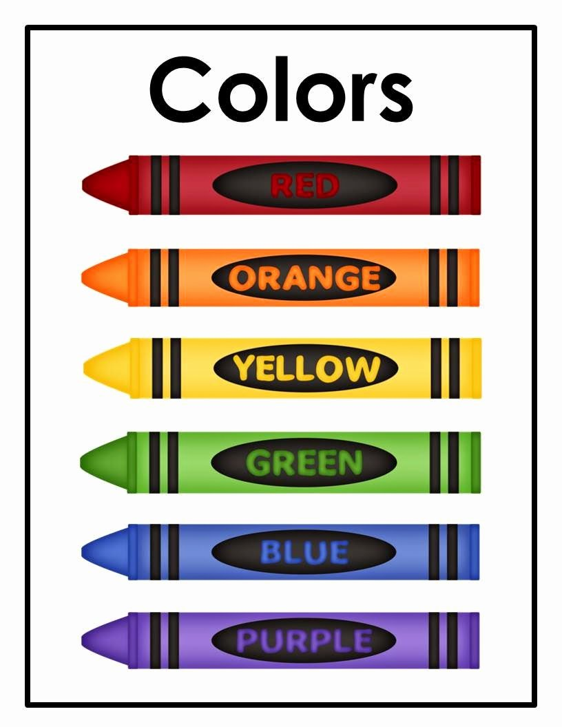 Crayola Crayon Label Template Awesome the Chalk April 2015