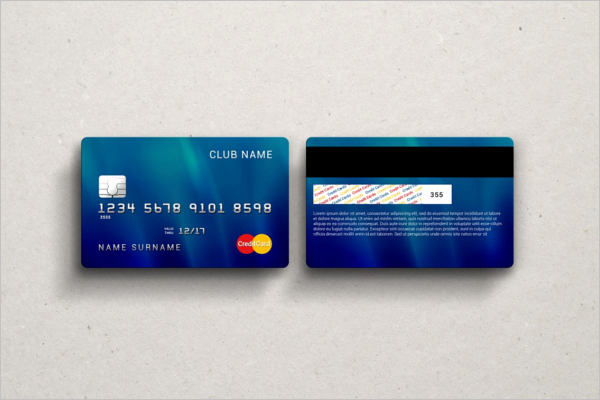 Credit Card Photoshop Template Awesome 39 Realistic Credit Card Mockups Psd Free Design Templates