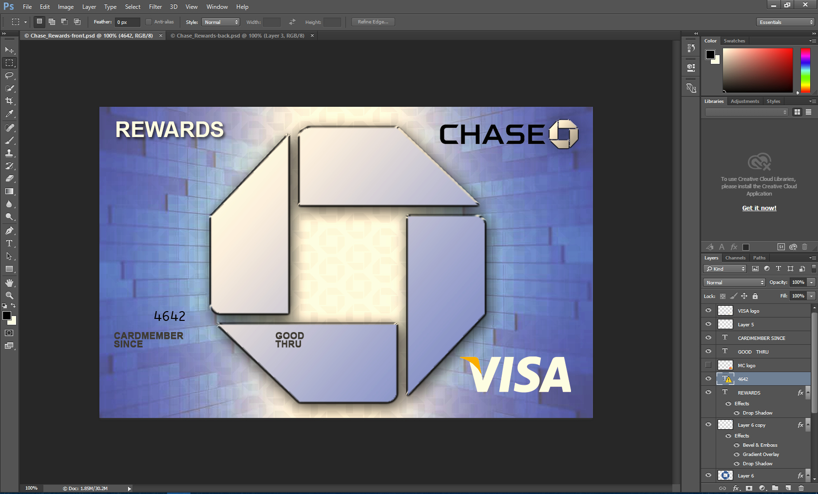 Credit Card Photoshop Template Elegant Free Psd Template