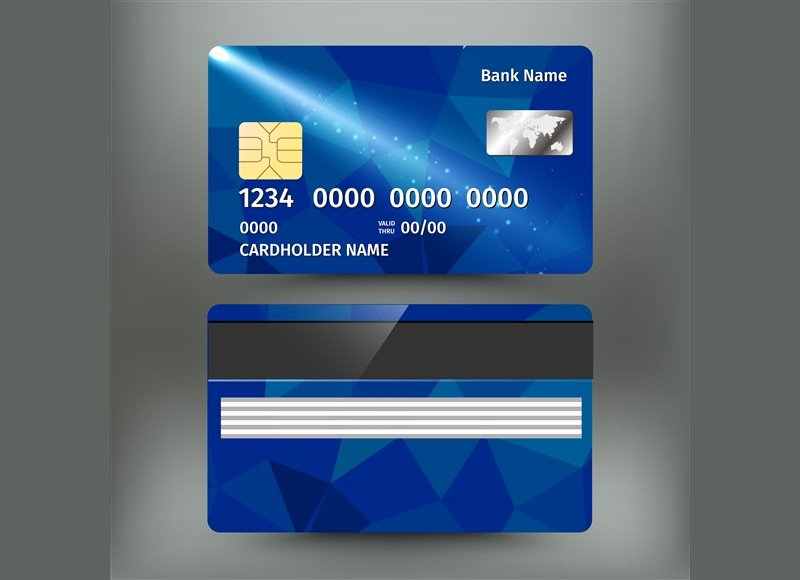 Credit Card Photoshop Template Inspirational 19 Credit Card Designs