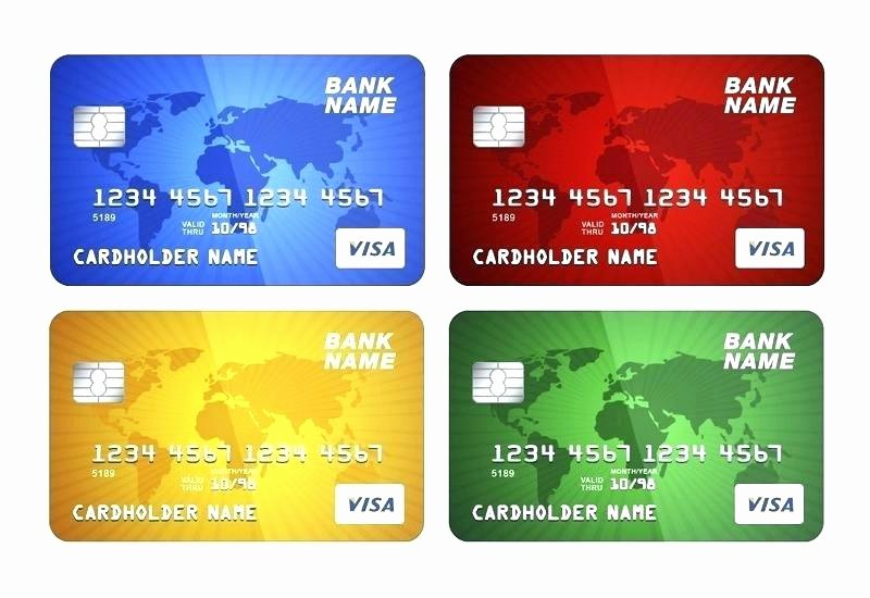 Credit Card Photoshop Template Lovely Credit Card Design Template Shop Visa – Btcromaniafo