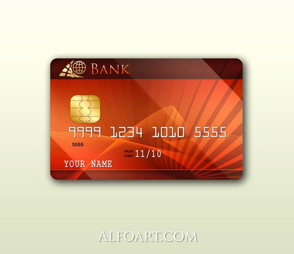 Credit Card Photoshop Template Unique Process Of Making A Platinum Credit Card Using Shop