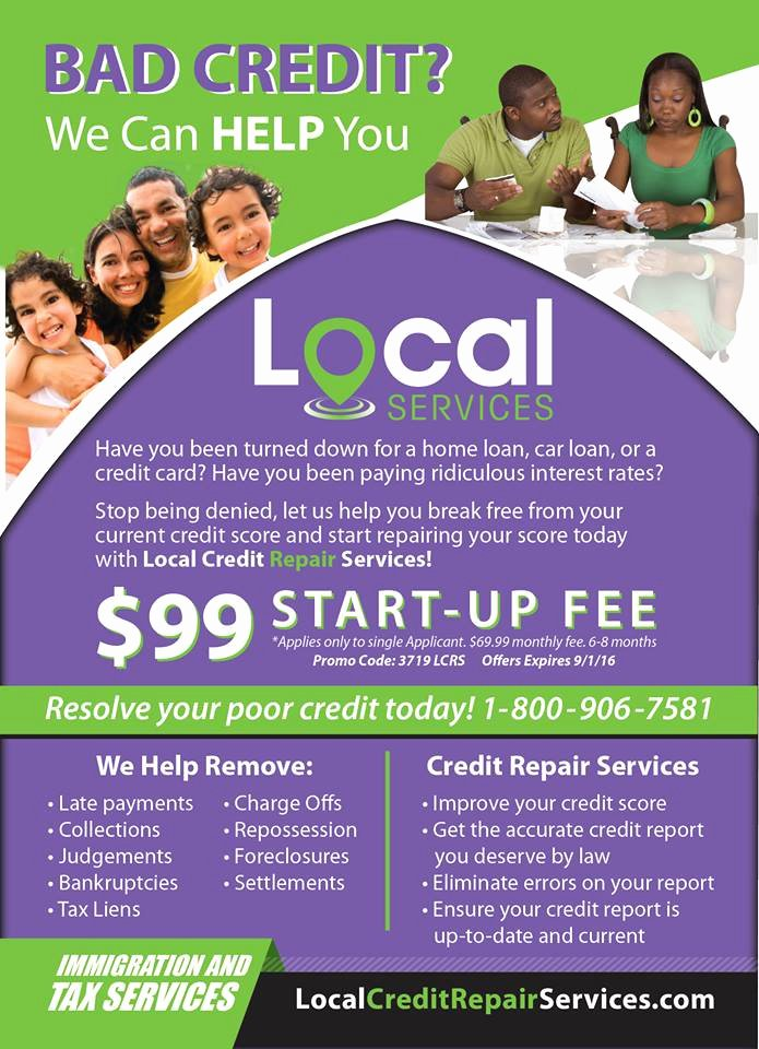 Credit Repair Flyer Template Lovely Credit Repair Flyers Baskanai