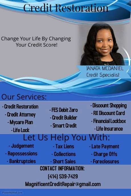 Credit Repair Flyer Template Luxury Copy Of Business Credit Repair Flyer Pinterest