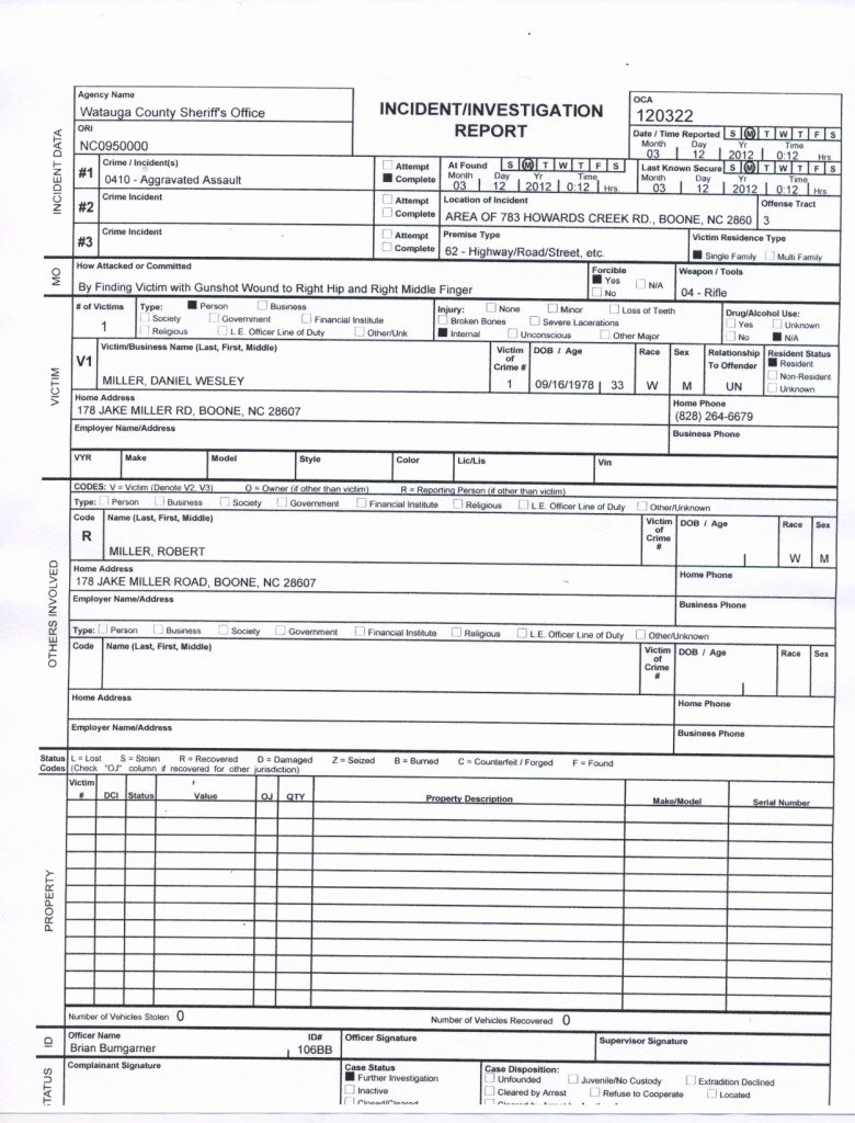 Crime Scene Report Template Luxury Best S Of Crime Report Blank form Blank Police