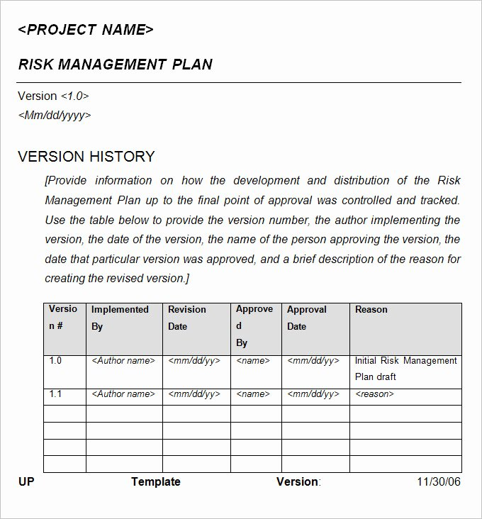 Crisis Management Plan Template Beautiful 10 Crisis Management Plan Examples Pdf